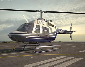 Bell 206 3D