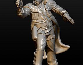 3D print model Gunslingers