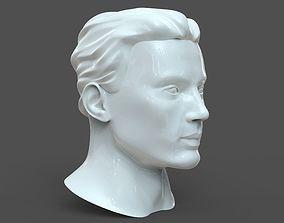 CAD Male Head Model M2P1D0V1head