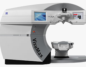 Zeiss VisuMax Femtosecond System 3D