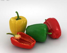3D model Bell Pepper