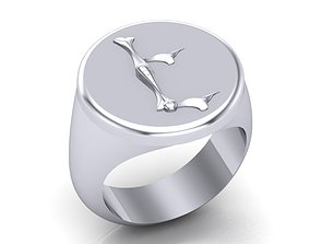 3D print model Ring trchnagir Eh