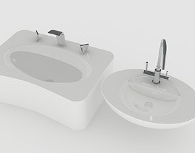 3D Washbowl - washbasin
