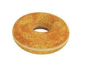round Donut 3D model