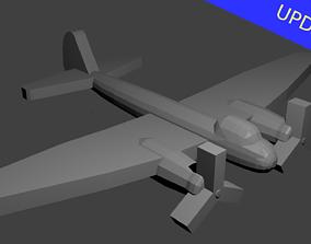 3D printable model German Junkers Ju-88 Medium Bomber