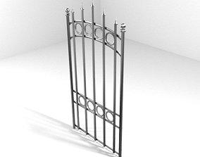 3D Steel Gate Type 3