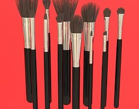 3D Brush Set 2 12 Pieces