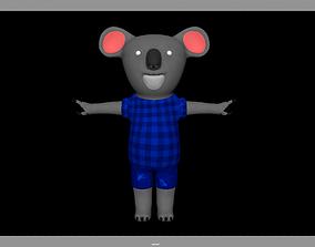 3D model Koala from Crips