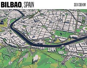 Bilbao Spain 3D