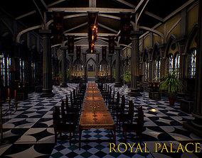 Royal Palace UNREAL ENGINE 3D asset
