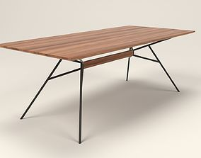 Isadora table 3D model