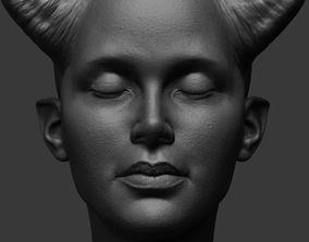 3D Sami Bust
