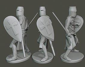 Knight Templar action3 T1 3D printable model