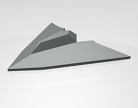 Spaceship 03 3D model