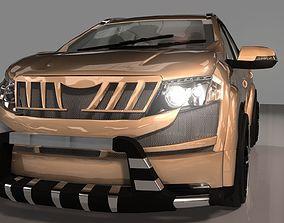 3D XUV Car