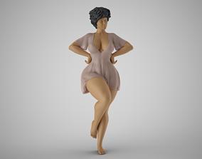 3D printable model Woman Hands on Waist