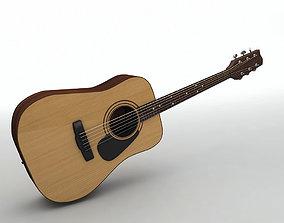 3D Acoustic Guitar various