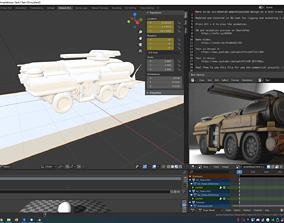 3D printable model tank3