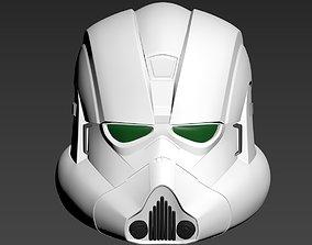 Star Wars Clone Engineer Trooper Helmet 3D printable model