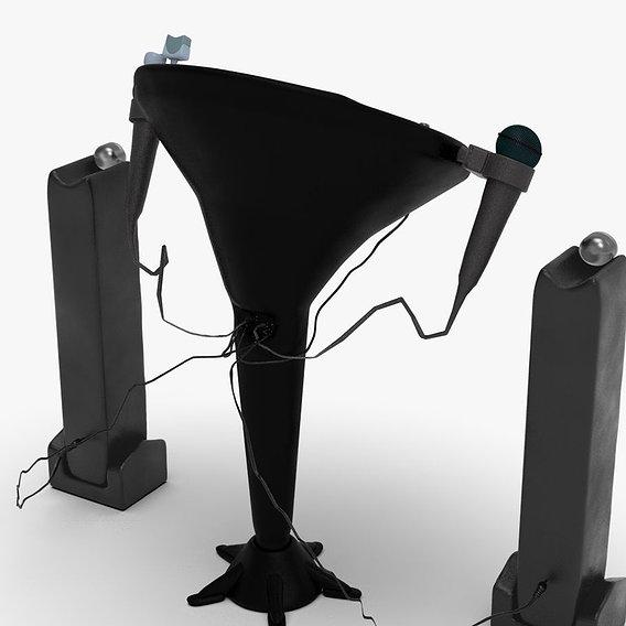 Singing Machine iSM1059BT 7-Inch Color TFT Display CDG Karaoke Player