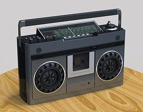 National Panasonic 466 3D printable model