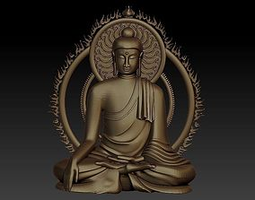 art 3D print model Thailand Buddha