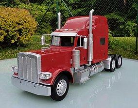 Highway truck 3D printable model