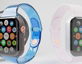 game-ready apple smart watch model digital