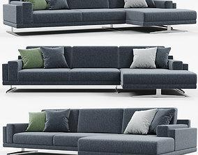 3D Doimo Salotti York sofa