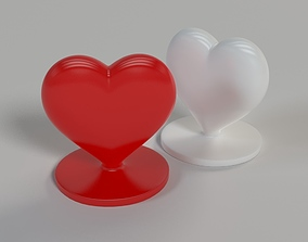 3D print model Heart Stand 001