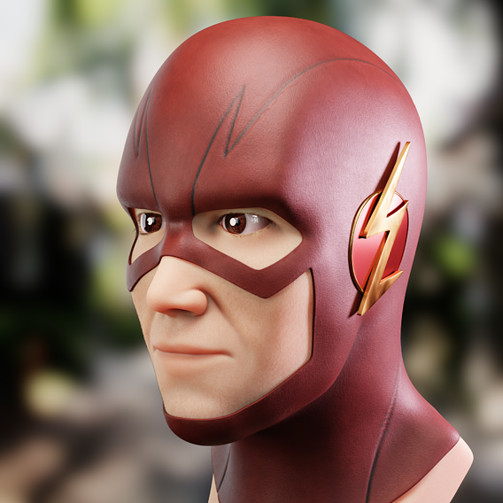 The Flash Fan Style