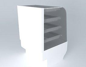 3D model Lada confectionery