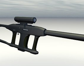 3D model AVN2 rifle