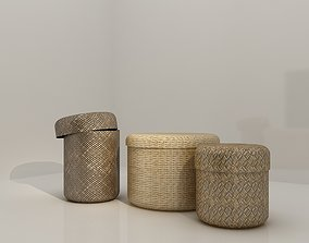 3D Small Baskets