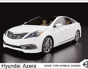 2016 Hyundai Azera LP 3D model