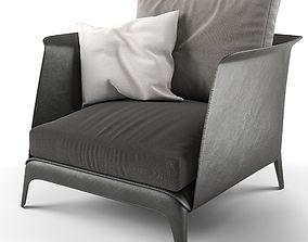 Isabel armchair 3D model