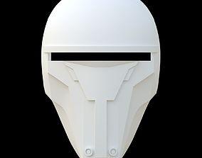 Darth Revan mask for 3D print