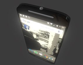 Motorolla Moto G2 3D model