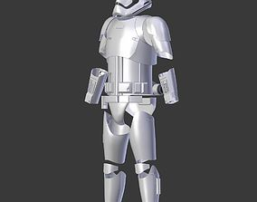3D print model Stormtrooper Armor First Order from Star