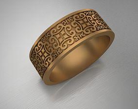 ring ornament 3D printable model