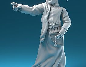 Prince Henry the Navigator Heroic miniature 3D print 1