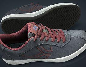 3D asset Sneakers