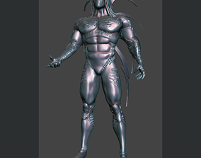 printble 3D printable model THE DARKNESS from comics