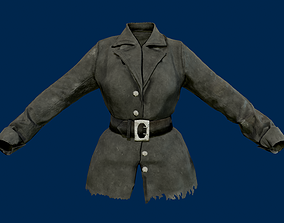 Cowboy women jacket 3D model