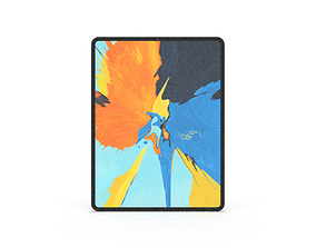 iPad Pro 3D model