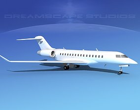 3D Global Express 8000 Unmarked