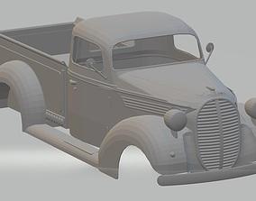 F 100 Printable Body Truck 1939