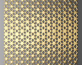 Panel lattice 5 3D