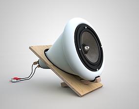 Audio speakers 3D