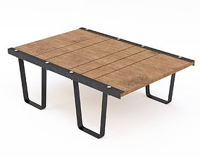 3D model TABLE table coffe